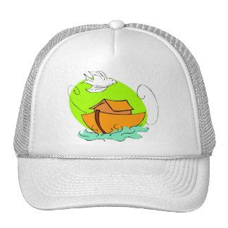 Noah's ark Christian artwork_5 Cap