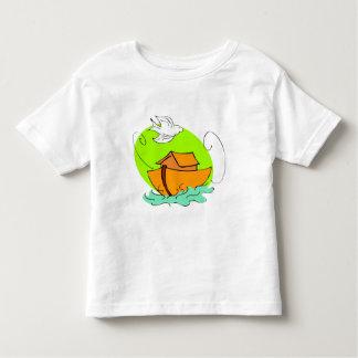 Noah's ark Christian artwork_5 T Shirts