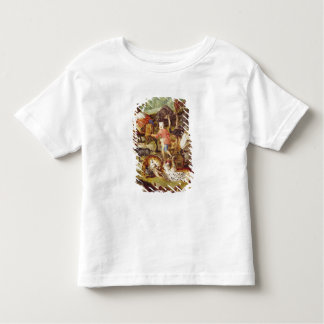 Noah's Ark, detail of the right hand side Toddler T-Shirt