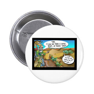 """""""Noah's Ark"""" Funny Cartoon Tees Gifts Collectibles 6 Cm Round Badge"""