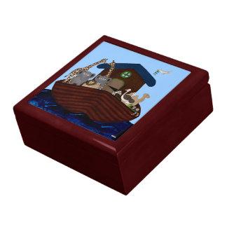 Noah's Ark Gift Box