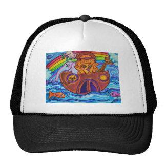 Noah's Ark Mesh Hats