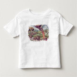 Noah's Ark, illustration from 'Brevis Narratio' Toddler T-Shirt