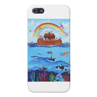 Noah's Ark iPhone 5/5S Cover