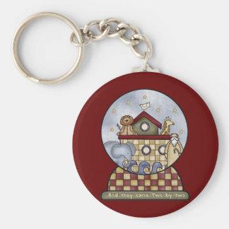 Noah's Ark Key Chain