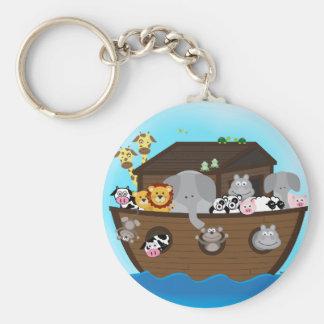 Noah's Ark Keychains