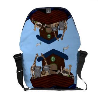 Noah's Ark Messenger Bags