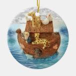 Noah's Ark Ornaments