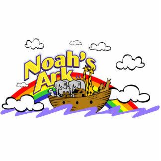 Noah's Ark Photo Sculptures
