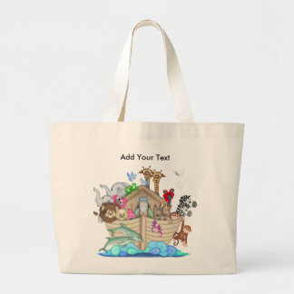 Noah's Ark - SRF Tote Bags