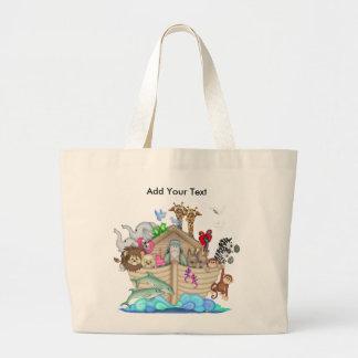 Noah's Ark - SRF Canvas Bag