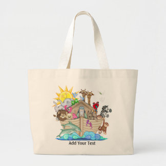 Noah's Ark Tote - SRF Canvas Bags