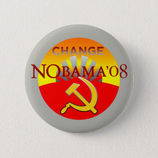 NOBAMA 08 CHANGE Button