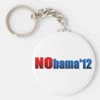 Nobama 2012 - No Obama Key Chain