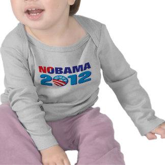 NOBAMA 2012 TEE SHIRTS