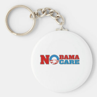 NObama Care Key Chains