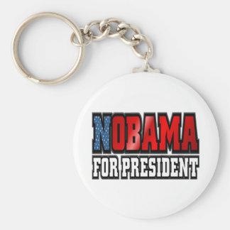 NOBAMA for President Key Chain