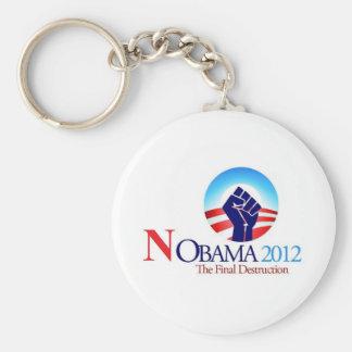 NOBama Gear Keychains