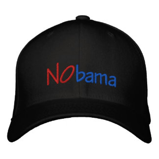 NObama Hat Embroidered Hat