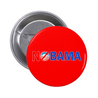 Nobama Hats, Mugs, Hoodies, T shirts 6 Cm Round Badge
