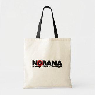 NoBama: Keep the change.