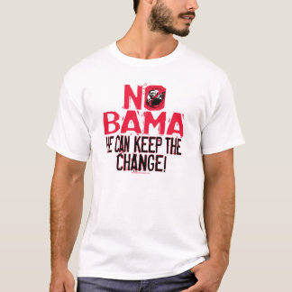 Nobama Keep the Change T-Shirt