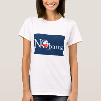 NObama Ladies Baby Doll (Fitted) T-Shirt