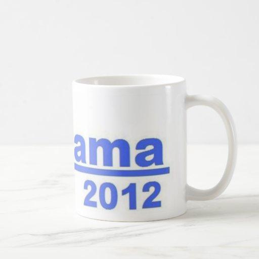 Nobama - No Obama 2012 Coffee Mugs