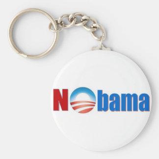 Nobama - No Obama Keychain