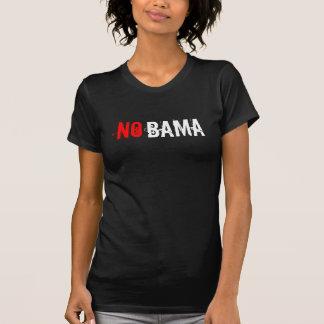 NOBAMA No Obama T-shirt