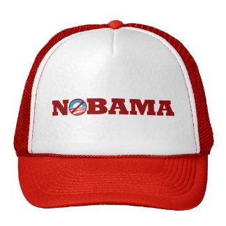 NOBAMA Obama 2012 Trucker Hat