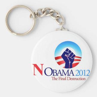 NObama png Keychain