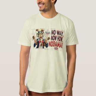 Nobama Politicks Suck Gear T-shirts
