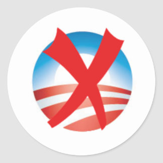 NOBAMA Sticker