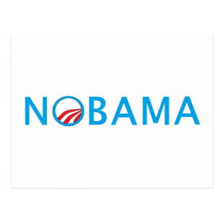 Nobama Top Seliing Political Gear Post Cards