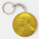 Nobel Peace Prize Keychain