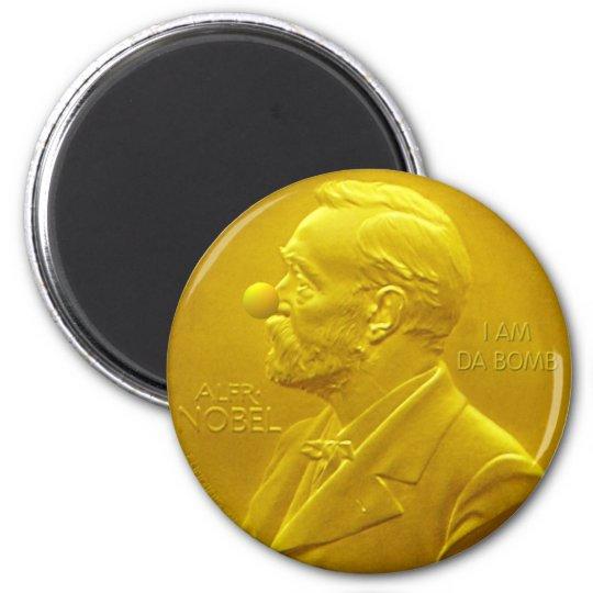 Nobel Peace Prize Magnet