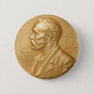 Nobel Prize Button