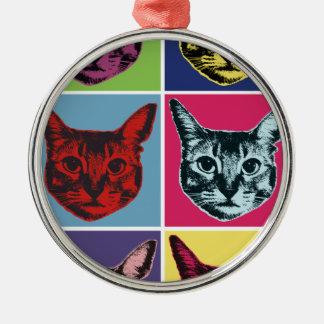 Nobigao Pop Cat Christmas Ornaments