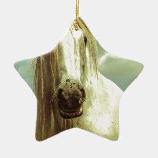 Noble Beast Christmas Ornament