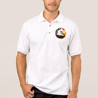 Noble Eagle Emblem Polo Shirt
