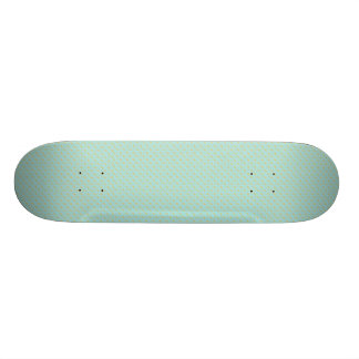 Noble light blue eagle wings on rough grey surface skate boards