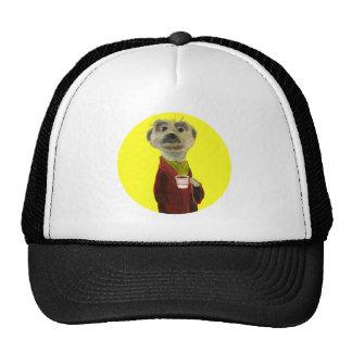 Noble Meerkat Trucker Hat
