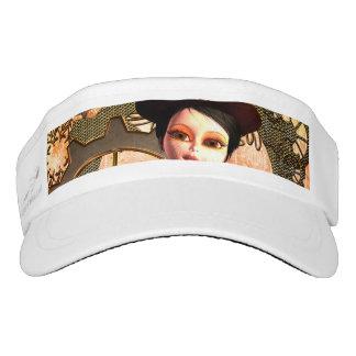 Noble steampunk visor