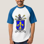 Noble Vanguard House of Fleur-De-Lis Shirt