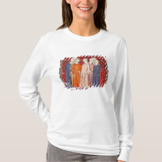 Noblemen conspiring against King Louis T-Shirt
