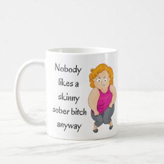 Nobody likes a skinny coffee mug
