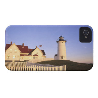 Nobska Lighthouse, Woods Hole, Massachusetts iPhone 4 Case-Mate Cases
