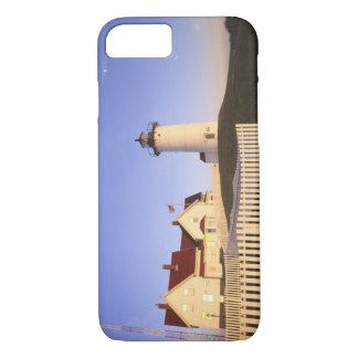 Nobska Lighthouse, Woods Hole, Massachusetts iPhone 8/7 Case
