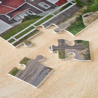 Nobska Point Lighthouse Cape Cod Jigsaw Puzzle